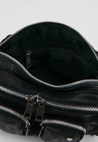 Núnoo - ELLIE WASHED - Handbag - black - 4