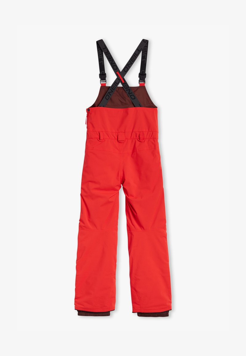 O'Neill - Snow pants - fiery red