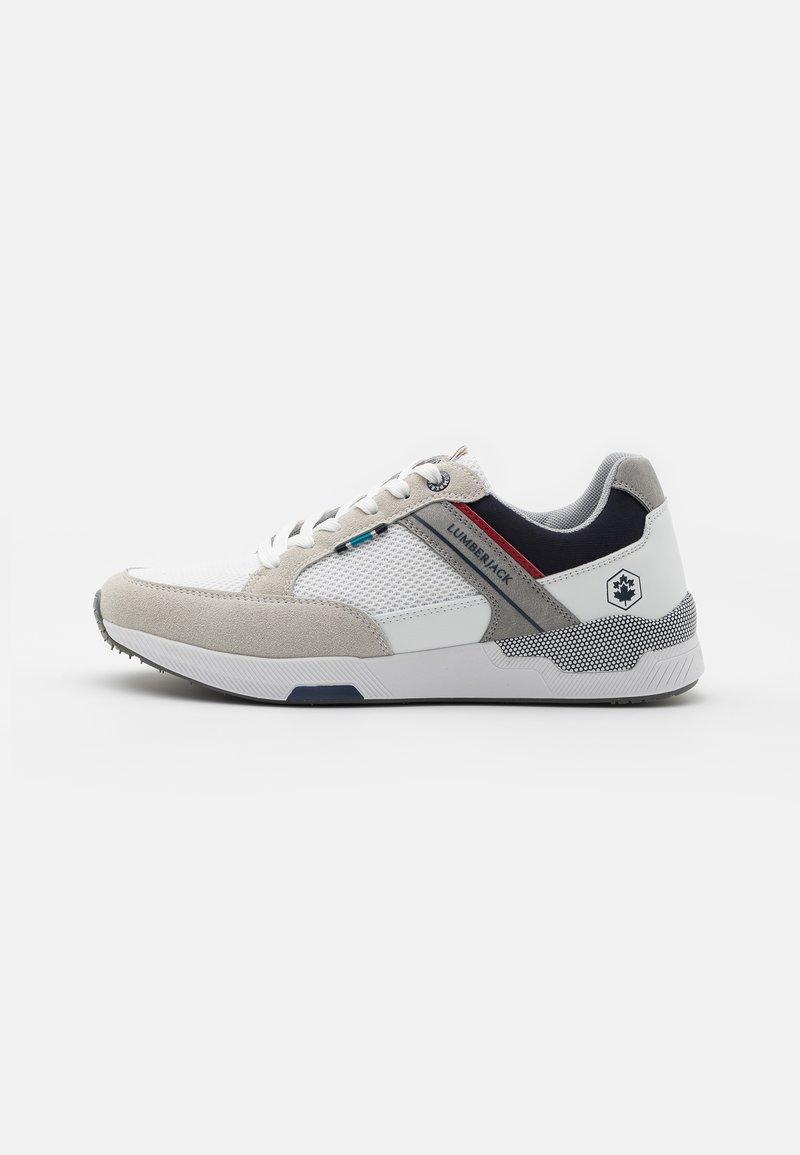 Lumberjack - AUSTIN - Sneakers basse - offwhite