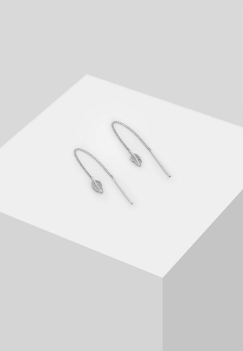 Elli - Earrings - silver-coloured