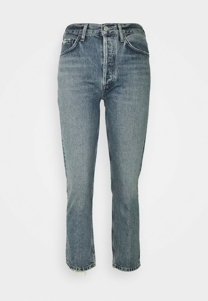 Agolde - RILEY - Straight leg jeans - emulsion