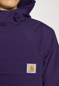 Carhartt WIP - NIMBUS - Light jacket - royal violet - 5