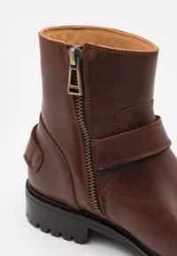 Belstaff - TRIALMASTER - Classic ankle boots - cognac - 5