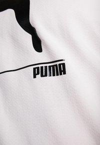 Puma - NU TILITY HOODY - Bluza z kapturem - rosewater - 6