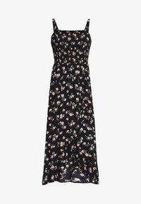 Hollister Co. - STRAPLESS MAXI DRESS  - Maxi dress - black - 5