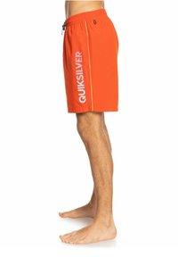 Quiksilver - Swimming shorts - pureed pumpkin - 2