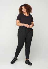Zizzi - Trousers - black - 0