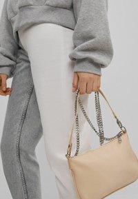 Bershka - Handbag - nude - 1