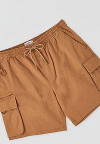 PULL&BEAR - Shorts - orange - 3