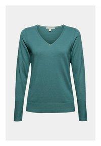 Esprit - Pullover - teal blue - 7