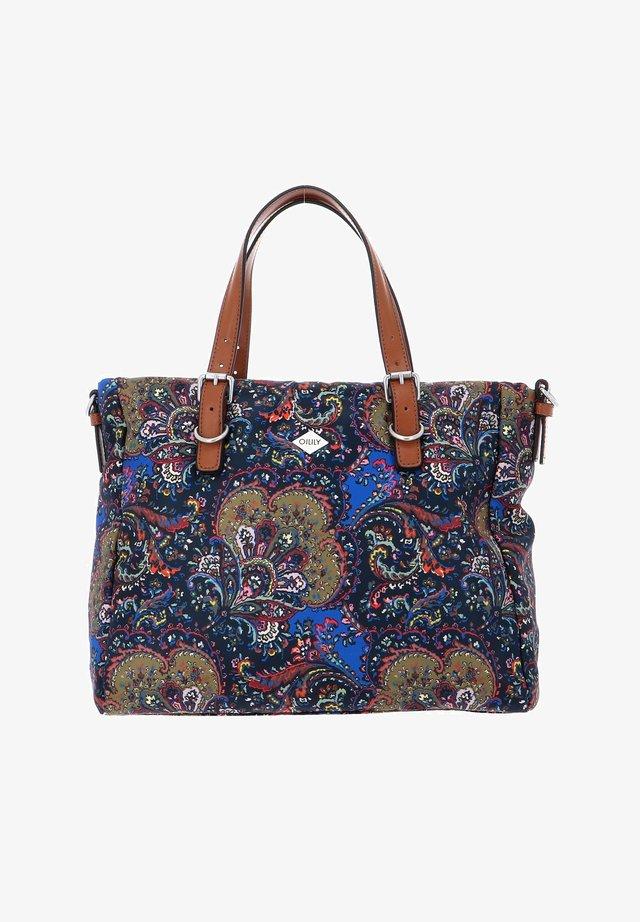 PICNIC  - Handbag - night blue