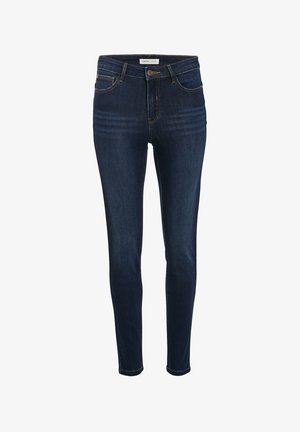 SKINNY  PUSH UP - Vaqueros pitillo - denim stone