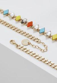 Anton Heunis - Collar - yellow/turquoise/orange - 2