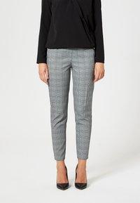 usha - Trousers - gray - 0
