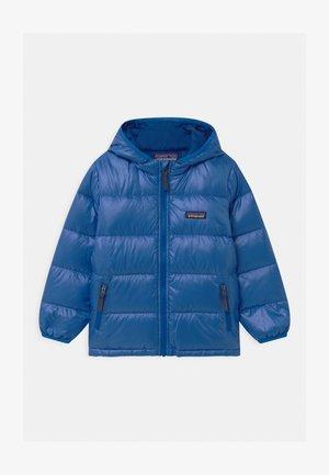 BABY HOODY UNISEX - Down jacket - bayou blue
