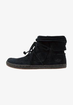 REID - Kotníková obuv - black