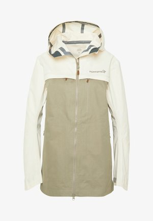 SVALBARD JACKET - Outdoor jacket - ecru/sandstone