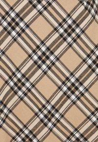 Lounge Nine - LUCY SKIRT - A-snit nederdel/ A-formede nederdele - silver mink - 2