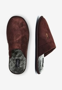 Next - STAG - Slippers - brown - 1