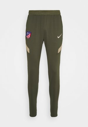 ATLETICO MADRID DRY PANT - Club wear - cargo khaki/khaki