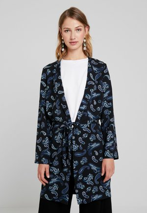 ONLNOVA LUX COZIGAN - Summer jacket - night sky