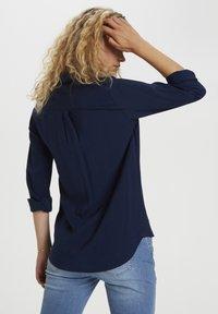 Denim Hunter - Button-down blouse - total eclipse - 2
