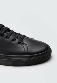 Massimo Dutti - High-top trainers - black - 5