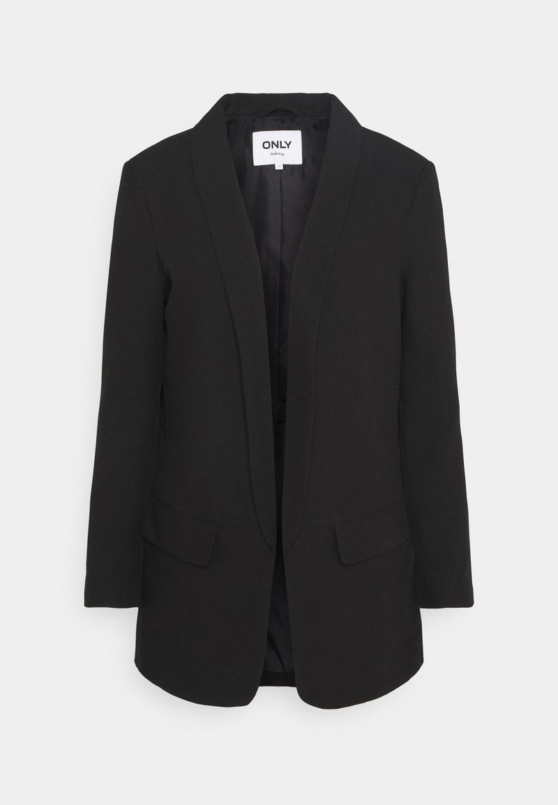 ONLY - ONLCECILI LONG - Short coat - black
