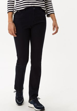 STYLE CAROLA - Trousers - navy