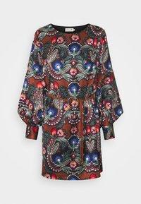 Molly Bracken - LADIES WOVEN DRESS - Day dress - babushka camel - 4