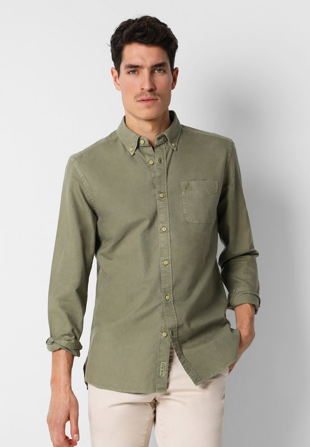 WITH SKULL - Camicia - light khaki