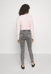 ONLY - ONLMILA ACID - Jeans Skinny Fit - grey denim - 2