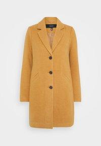 Vero Moda - VMCALACINDY - Zimní kabát - tobacco brown - 4