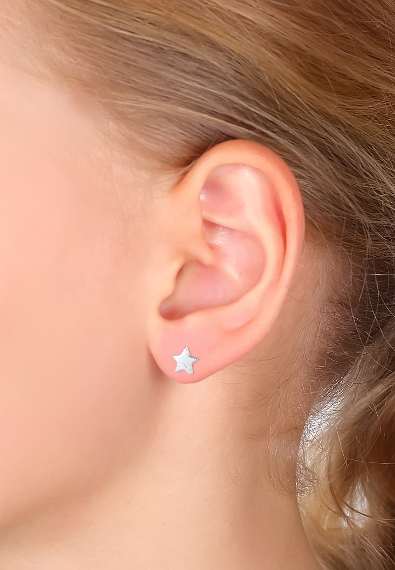 Enfant STAR - Boucles d'oreilles