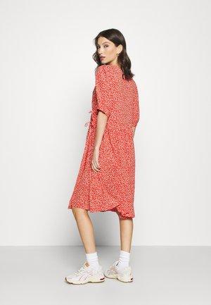 YOANA DRESS - Vestito estivo - red