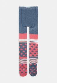 Ewers - PASTEL TIGHTS - Punčocháče - jeans melange - 1