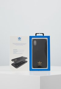 adidas Originals - MOULDED CASE SAMBA PREMIUM FOR IPHONE X/XS - Etui na telefon - black - 5