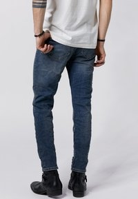 Tigha - MORTY - Slim fit jeans - vintage mid blue - 2
