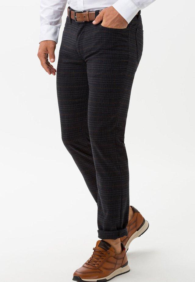 STYLE CADIZ C - Jeans a sigaretta - navy
