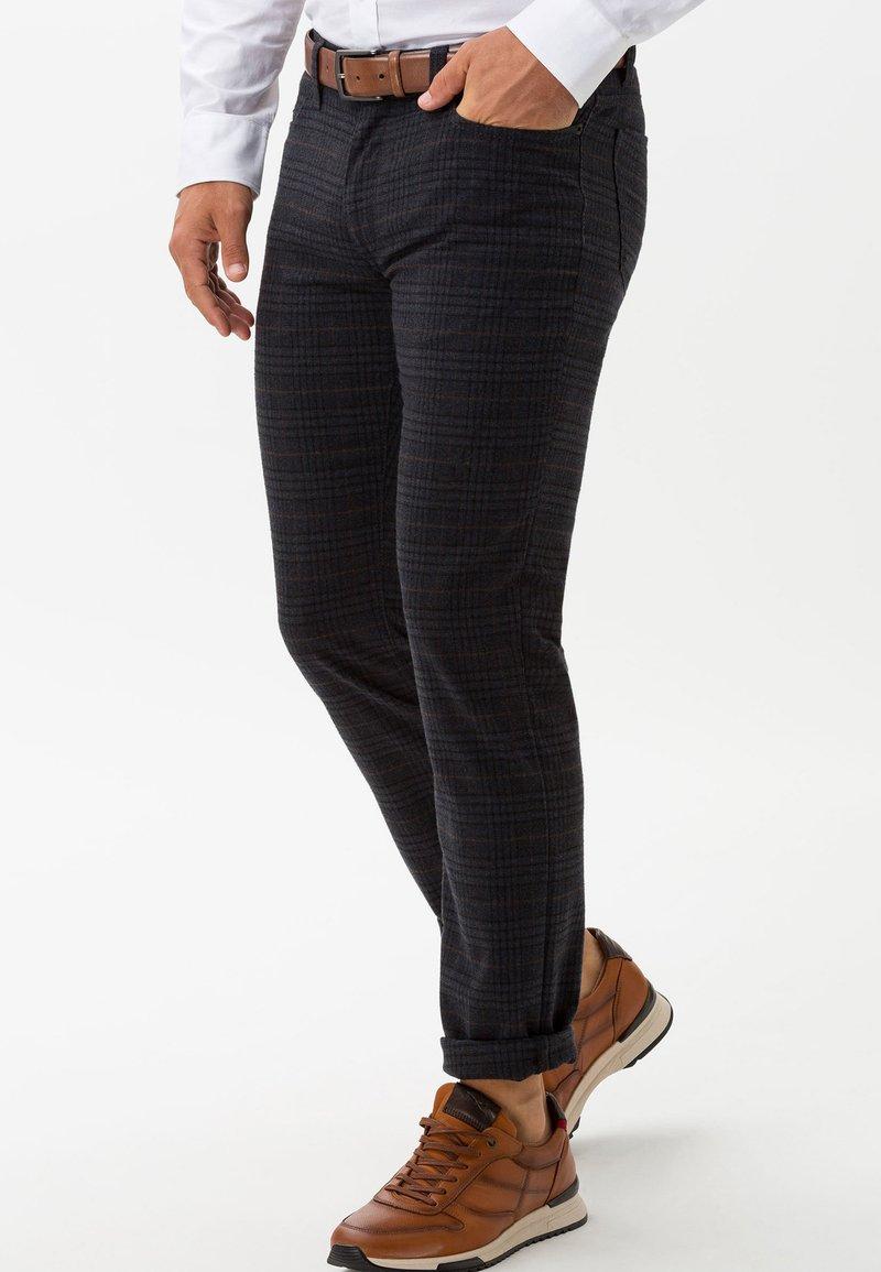BRAX - STYLE CADIZ C - Straight leg jeans - navy