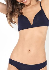 Tezenis - LONDON - Triangle bra - blue - 2