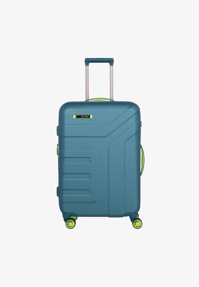 VECTOR - Trolley - petrol-limone