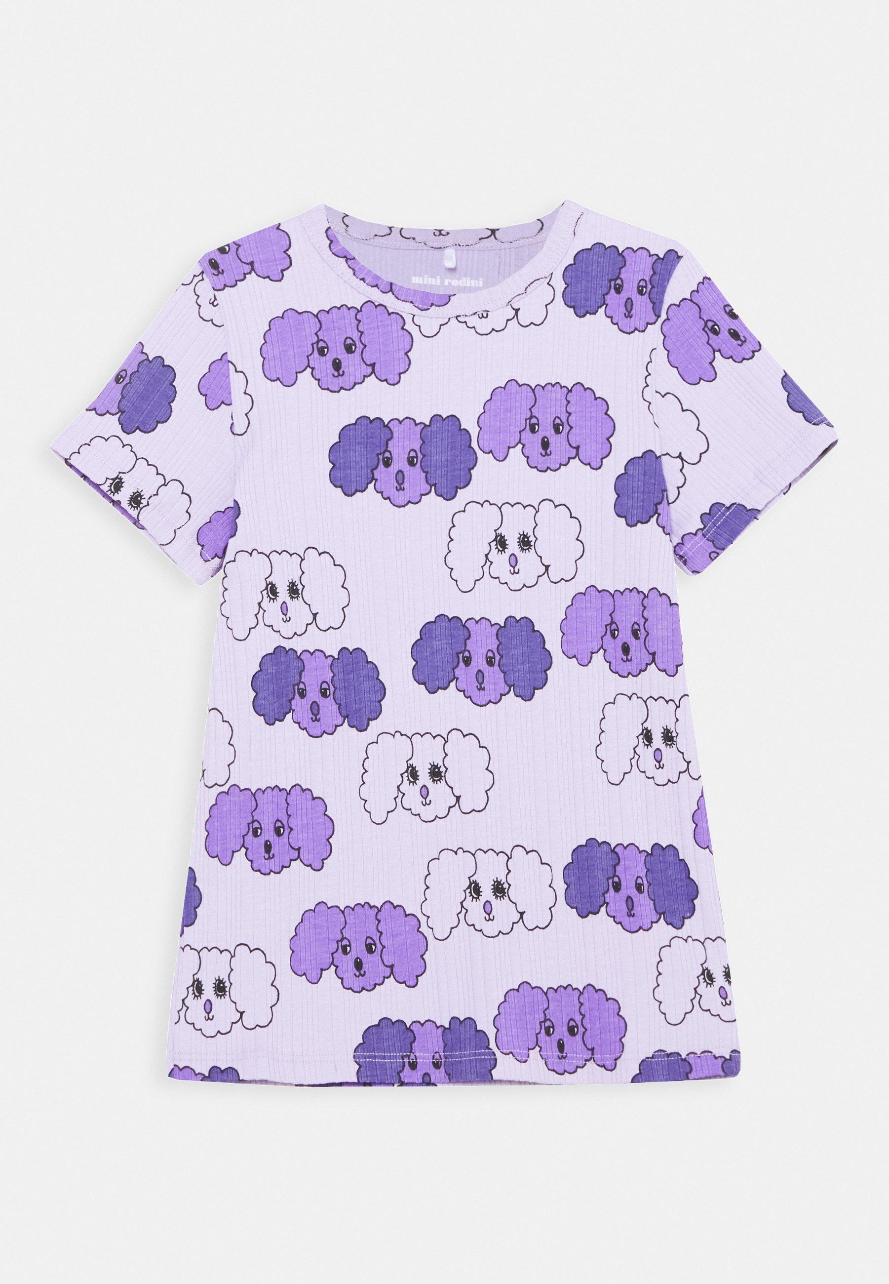 Kids FLUFFY DOG UNISEX - Print T-shirt
