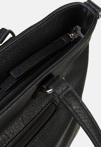Tamaris - Tote bag - black - 5