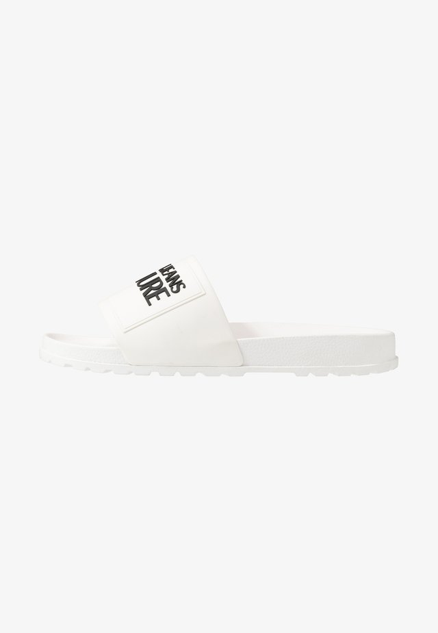 Sandali da bagno - bianco ottico