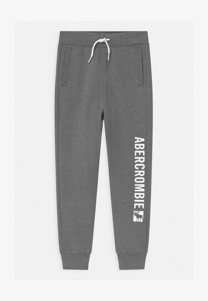 Abercrombie & Fitch - LOGO - Trainingsbroek - grey