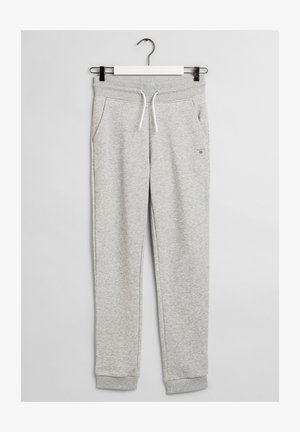 TEEN BOYS ORIGINAL - Träningsbyxor - light grey melange
