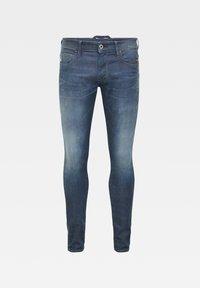 G-Star - LANCET SKINNY  - Jeans Skinny Fit - worn in gravel blue - 1