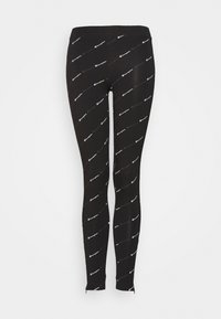 Champion - LEGGINGS LEGACY - Leggings - black - 4
