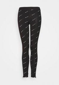 LEGGINGS LEGACY - Leggings - black